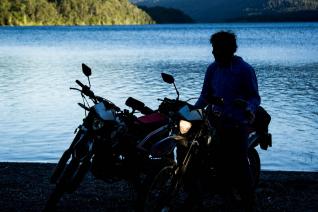 With LATITUR on San Martin de los Andes, Neuquén, Argentina you can make Alquiler Moto Beta 200 – Por día