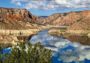 With LATITUR on San Rafael you can make Excursión al Cañon del Atuel en Mendoza