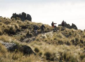 With LATITUR on Luján de Cuyo you can make Bicicleta Mountain Bike en Potrerillos Mendoza