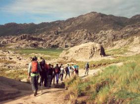 With LATITUR on Champaquí, Córdoba, Argentina you can make Excursión Trekking al Cerro Champaquí de 3 días
